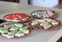 Sugar Cookie recipes / by Lora Nahm