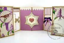 Journals/Mini Albums / by Inspired by Stamping