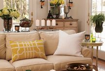 ~ Family Rooms ~ / by Decorate Beyond the Front Door