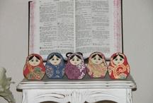 My Collections / by Tanya Pushkarow Kochergen