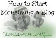 Work at Home Resources / by Work at Home Mom Revolution