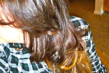 hair / by Vanessa Mael / Casa dos Mael