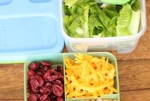 school lunch / by Amanda Nason