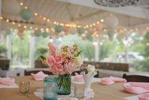 Wedding ideas! / by Tina Wilkins-Nabors