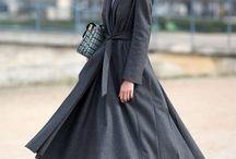 Paris fashion week  / Street fashion / by Tania Badiyi