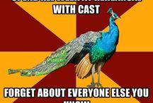 Theatricallity / Theatre is life. Pretty much. / by Carolyn Guddal