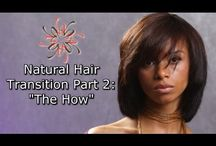 b. Free TV / Catch up on all the latest episodes to help you on your journey to healthy hair. / by Biana King