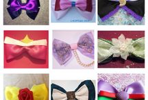 Disney- Hair Accessories / by Katrina Parry Gibson