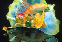 DALE CHIHULY GLASS ART / THIS ARTIST IS SO OUTSTANDING! / by Carolyn Fisk