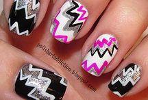 nail art / by Sarah Boyd