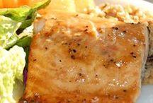 Seafood / by Misti Vanaman