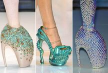 Unusual Shoes! / by Candy Spelling