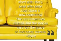 You Can Begin Again / God has your comeback planned, and it's going to be glorious! You can order Joyce's book You Can Begin Again at www.joycemeyer.org/beginagain / by Joyce Meyer Ministries