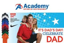 Academy Sports + Outdoors / by First Models