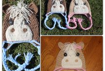 Crocheting Ideas.  / by Kashmir Oyer