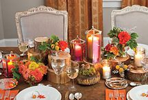 Thanksgiving Table / by Partytipz.com