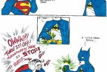 Batman And Other Misc Nerdy Things.  / by Elisabeth England