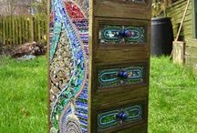 Mosaic Art / by Judy Swenson