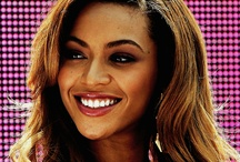 Bey-cause I <3 Bey / by Mo See