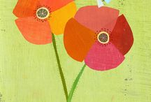 Floral Illustration / by Val Lesiak