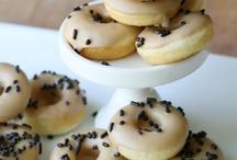 Doughnuts / by Sheila McGary-Baird
