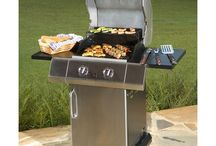 Gifts for Grillers / Let's face it. Playing with fire is just cool. Here's our roundup of grills, firepits, and ways to enjoy them for the outdoor chef on your gift list.  / by The Home Depot