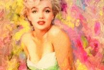 Marilyn / by Amanda Guthrie