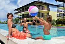 Family fun / by Lions Dive & Beach Resort Curaçao
