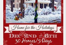 Christmas Home Tours 2013 / by Kathryn Sansing