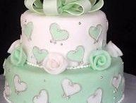Beautiful cakes / by Elizabeth