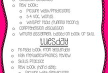 {Classroom Literacy} Guided Reading / by Heather Mix