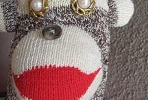 Sock Monkey Love / by Ruth Matyi