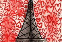 Paris / by Maria Carreiro
