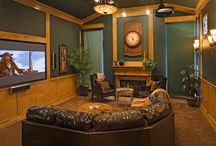 Great Living Spaces For Dad / by DFD House Plans