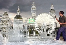 Ice and Snow Art / by Donna Hirsch
