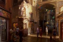 Cool paintings / by Matt Sullivan