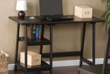home: office / guest room / by Donna Vieira