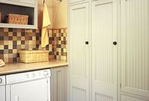 Laundry room project  / by Sara Pawelka