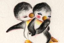 Penguin / by Dawn Schnetzler