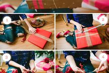 DIY Gift Wrapping / Creative ways to wrap your gifts to make them stand out! / by Right@Home