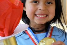 Preschool Olympic Projects / by Leslie Leo-August