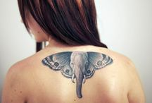 tattoos / by Pia Cortes