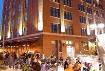 We Like to Party / The city's hottest events - all in one chic setting. / by The Iron Horse Hotel
