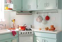 Retro Kitchen Bridal Shower / by Polka Dot Design