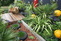 Gardenista Urban Gardens / started as a competition entry, now a source of inspiration / by Ele Warman