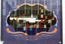 Bookshop window displays / Celebrating the shops that make our books look so so beautiful / by Penguin Books UK