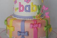Cakes: Babies / by Bonnie Merchant