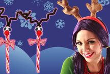 Christmas Crafts! / Fun Christmas crafts for children and kids. / by Tea Time with Tayla