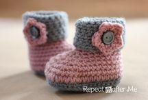 crochet & knitting / by francis kaemmer