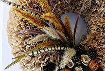 Fall Wreaths / by Kylie Barker